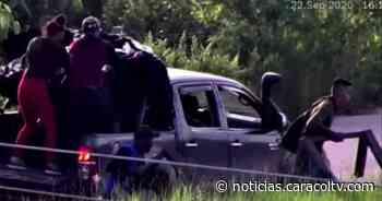Disidentes de las FARC atacaron con explosivos una petrolera en San Vicente del Caguán - caracoltv.com