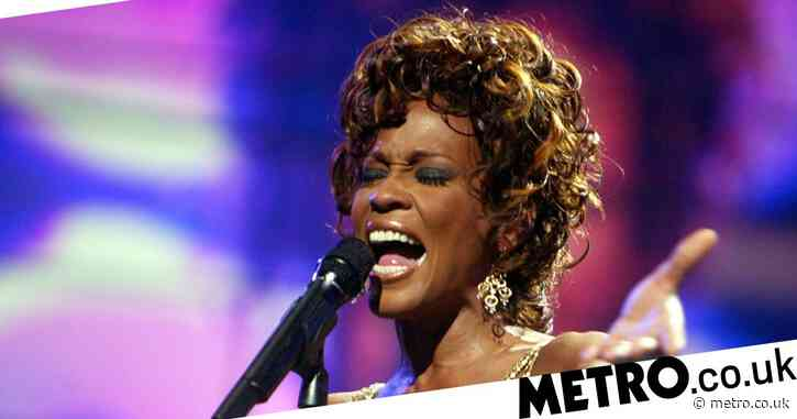 Whitney Houston hologram 'used without permission' at livestream event