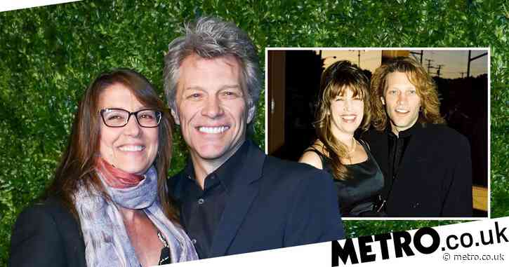 Jon Bon Jovi reveals 'mutual respect' is the key to 40-year relationship with high school sweetheart Dorothea