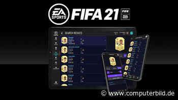 FIFA 21: Die FUT-Web-App ist da!