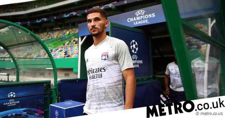 Lyon president offers Arsenal hope of signing Houssem Aouar but sets deadline