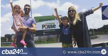 Demichelis donó medio millón de pesos al hospital de Justiniano Posse - Cba24n
