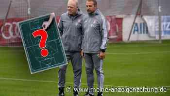 Aufstellung des FC Bayern im Supercup gegen Borussia Dortmund: Flick mischt Abwehr kräftig durch