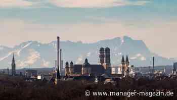 Immobilienrisiko in München und Frankfurt weltweit am höchsten