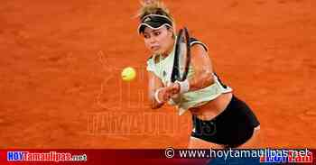Acaba sueo mexicano pierde Renata Zaraza en Roland Garros - Hoy Tamaulipas