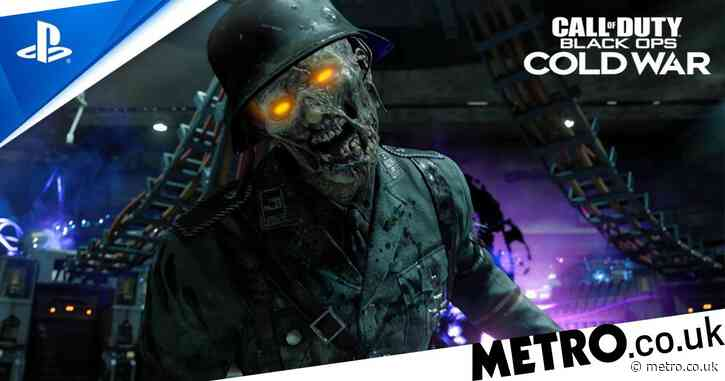 Call Of Duty: Black Ops Cold War Zombies first look trailer reveals cross-play and cross-gen support