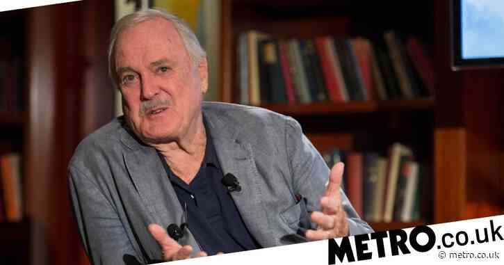 John Cleese defends support of JK Rowling as fans left disappointed after author's 'transphobic' comments