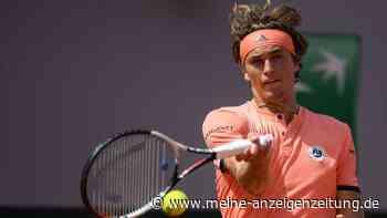 French Open JETZT im Live-Ticker: Zverev vor Blamage! Deutscher Tennis-Star liefert Eklat