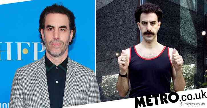 Sacha Baron Cohen 'had to wear bulletproof vest' while filming Borat 2