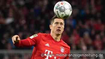 FC Bayern - BVB JETZT im Live-Ticker: Aufstellungs-Hammer! Flick überrascht gegen Dortmund