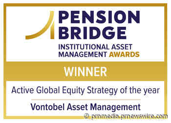 Vontobel Asset Management Wins Global Equity Strategy of the Year
