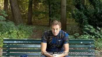 """Nawalny sendet emotionale Botschaft an seine Lebensretter - Putin-Regierung nennt Maas """"zynisch"""""""
