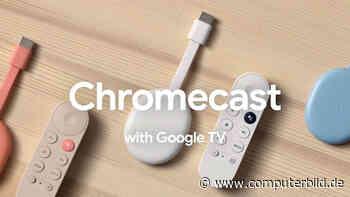 Neuer Google Chromecast: Streaming noch einfacher!