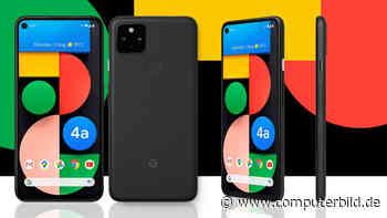 Google Pixel 4a 5G: Wirklich besser als das Pixel 5?