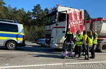 POL-LG: Polizei kontrolliert Abfall- und Gefahrguttransporte auf der BAB 1