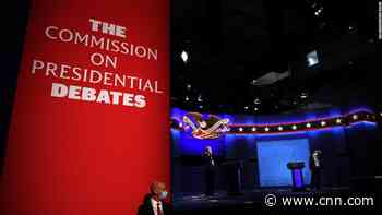 Debates commission will make changes to format to 'ensure a more orderly discussion'