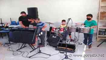 Impulsan proyecto musical entre estudiantes de Muna - PorEsto