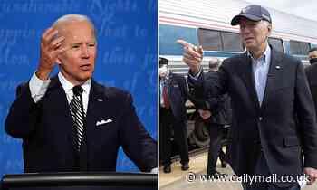 Presidential debate 2020: Biden's campaign raised $3.8 MILLION