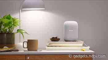 Google Nest Audio Smart Speaker With Improved Acoustics, Slimmer Design Launched