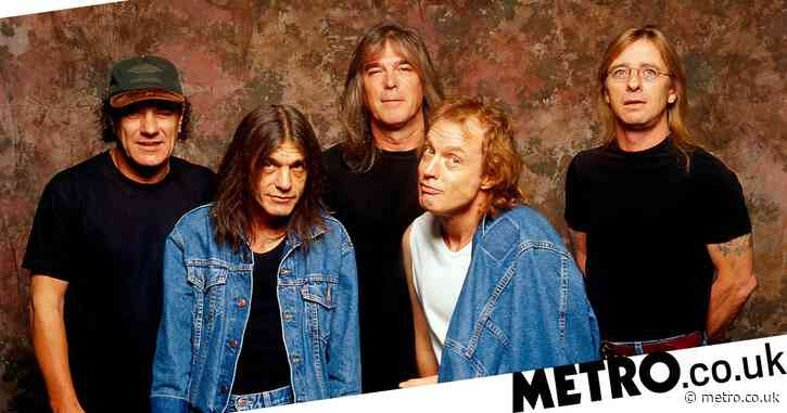 AC/DC reunite as Brian Johnson, Phil Rudd and Cliff Williams return for first time in five years