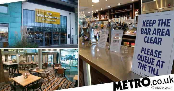 Pub in England can still legally sell pints after 10pm due to curfew loophole