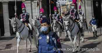 Coronavirus : Spanien beschließt Abriegelung von Madrid - Berliner Zeitung