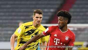 Wer war der beste Bayern-Profi im Supercup gegen Dortmund?