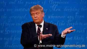 Trump sorgt mit umstrittener Aussage für Begeisterung bei rechter Gruppierung - Jetzt rudert er zurück