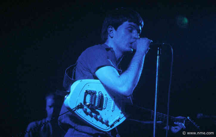 Ian Curtis' 'Love Will Tear Us Apart' guitar is up for sale at London auction