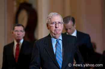 Senate to vote on a spending bill to avoid a government shutdown with hours to spare
