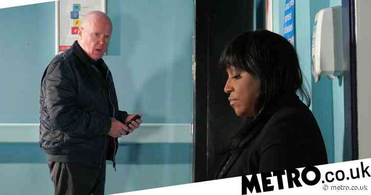 EastEnders spoilers: Huge showdown as Phil Mitchell comes face-to-face with new villain Ellie Nixon