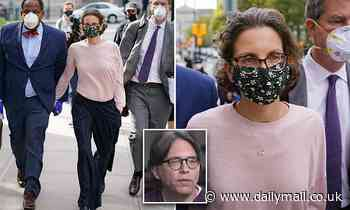 Seagram heiress Clare Bronfman sentenced to prison in NXIVM case