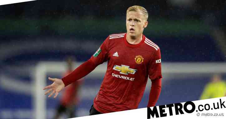 Juan Mata praises 'very clever' Donny van de Beek after sublime assist in Brighton win
