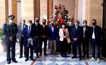 Caltanissetta: esposizione piccoli gruppi sacri nell'atrio di palazzo del Carmine - Giornale Nisseno