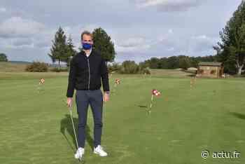 Yvelines. Le plaisir de jouer 18 trous au golf de Guerville. - actu.fr