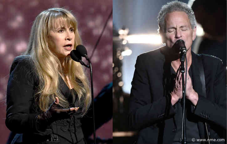 Fleetwood Mac's Stevie Nicks sent a letter to Lindsey Buckingham after his heart attack