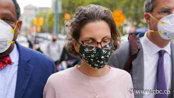 Clare Bronfman sentenced to almost 7 years in prison for offences in NXIVM cult
