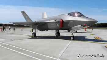 US-Kampfjet kollidiert mit Tankflugzeug und stürzt ab