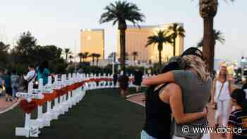Judge orders casino company, insurer to pay $800M to Vegas shooting victims
