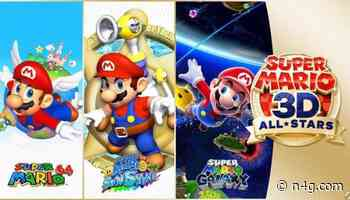 Review: Super Mario 3D All-Stars | Link Cable Gaming
