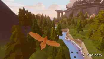 Spread your wings and fly as Feather lands on Xbox One and PS4