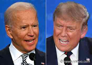 Twitter lights up with celebrations and criticism over Biden's use of 'Inshallah' during debate