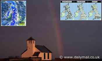 UK weather: Met Office issues severe warning