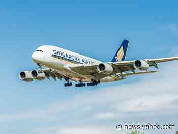 Singapore Airlines is turning a parked A380 superjumbo jet into a restaurant to cater to a travel-hungry population