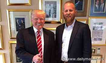 Brad Parscale announces he is 'stepping away' from the Trump re-election campaign
