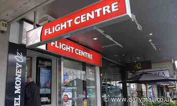 Flight Centre boss appeals for Australian borders to be reopened after announcing 91 store closures