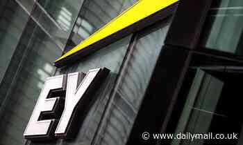 Accountancy firm EY faces 'Arthur Andersen moment'