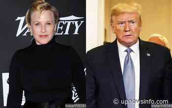 Patricia Arquette Takes Aim at Donald Trump for Allegedly Paying $750 in Federal Income Taxes - upnewsinfo.com