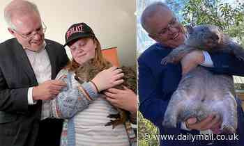 Scott Morrison reveals his favourite Australian animal - and the weird reason he finds them funny