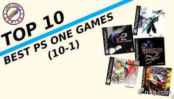 Top 20 Best PS One Games (10-1)